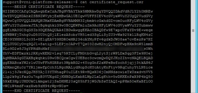 certificate-request